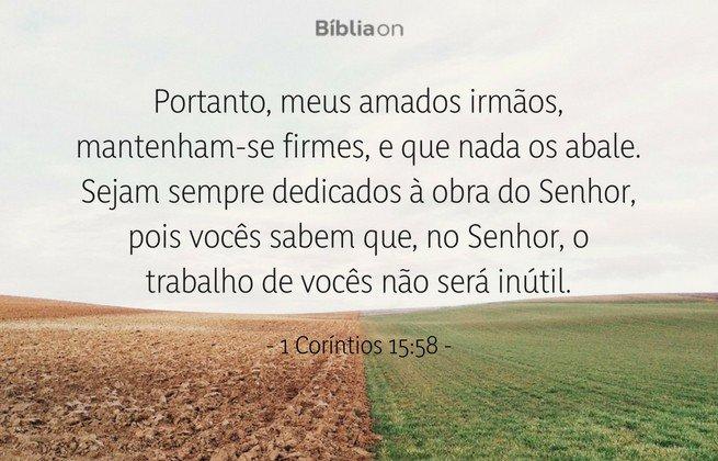 4 Palavras De Motivação Na Bíblia Bíblia