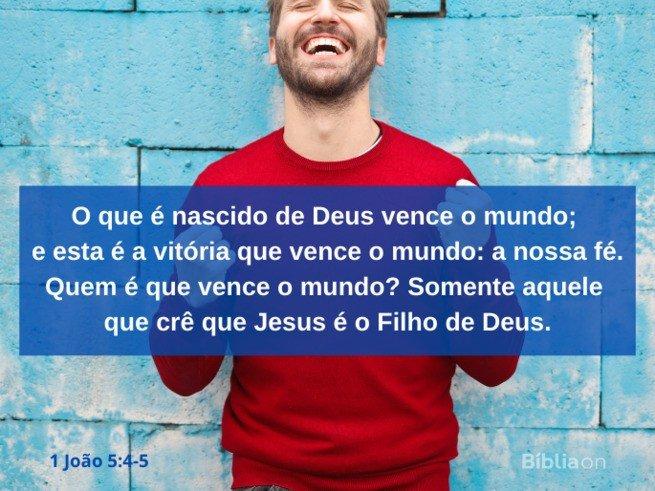 1 João 5:4-5