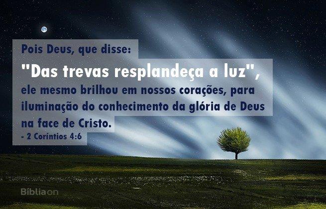 2 Coríntios 4:6