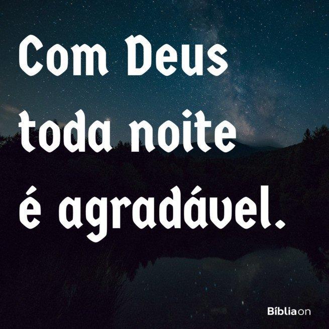 Noite com Deus