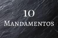 Decifrando os 10 Mandamentos