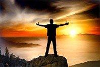 Esforça-te e tem bom ânimo: Deus está contigo (Josué 1:9)