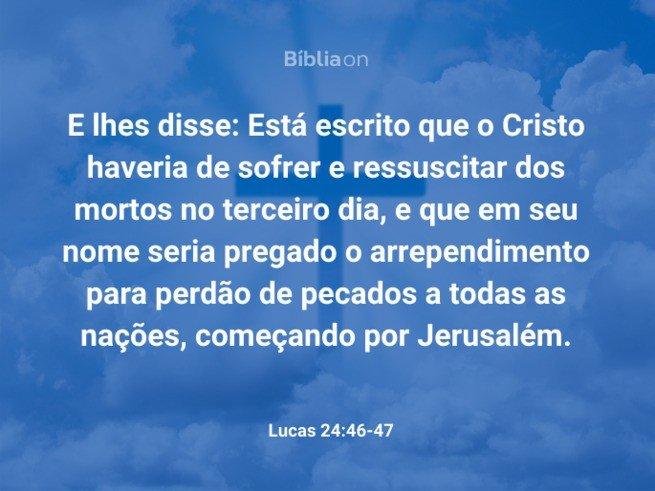 Versículo de evangelismo