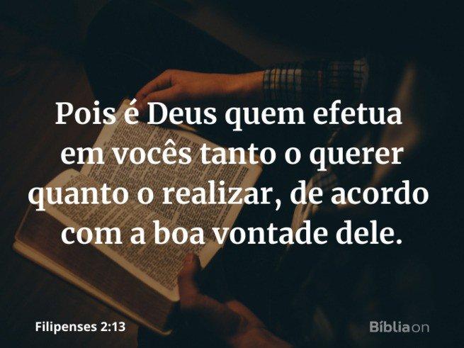 Filipenses 2:13