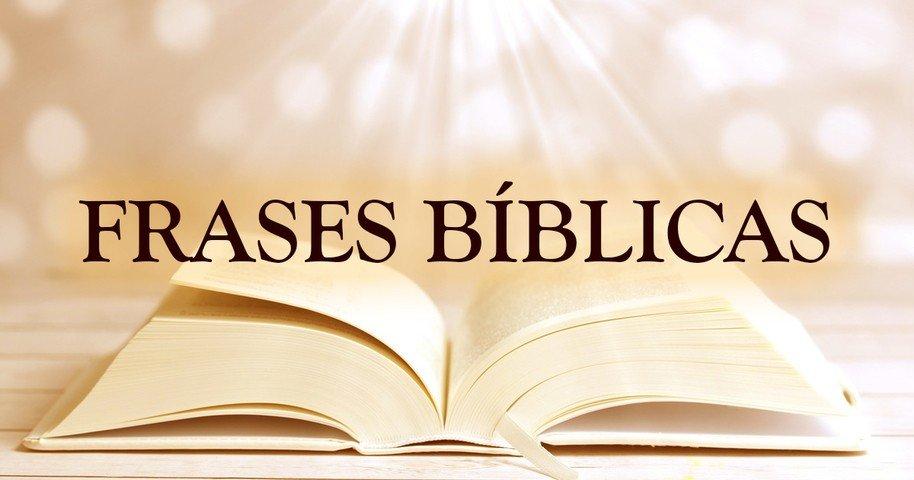 Frases Bíblicas Bíblia