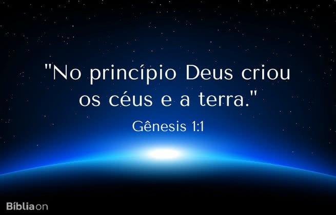 Gênesis 1:1