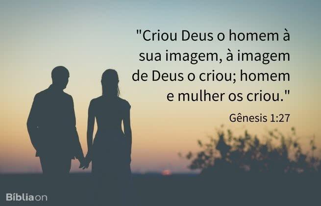 Gênesis 1:27