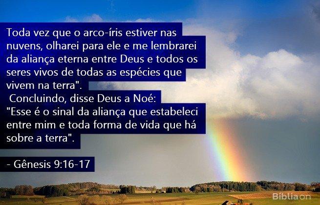 Gênesis 9:16-17
