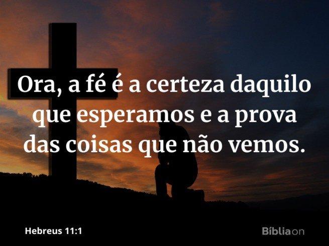 Hebreus 11:1
