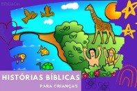 7 Histórias Bíblicas em formato infantil