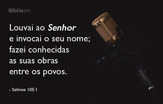 Salmos 105:1
