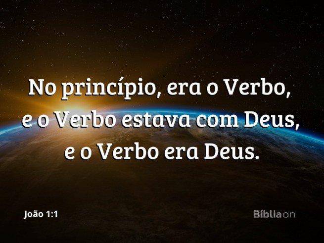 João 1:1