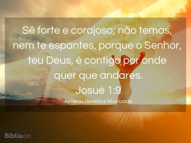 Josue 1:9 ARA