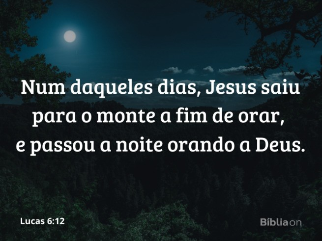 Lucas 6:12