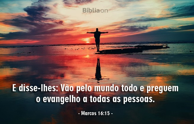 Marcos 16:15