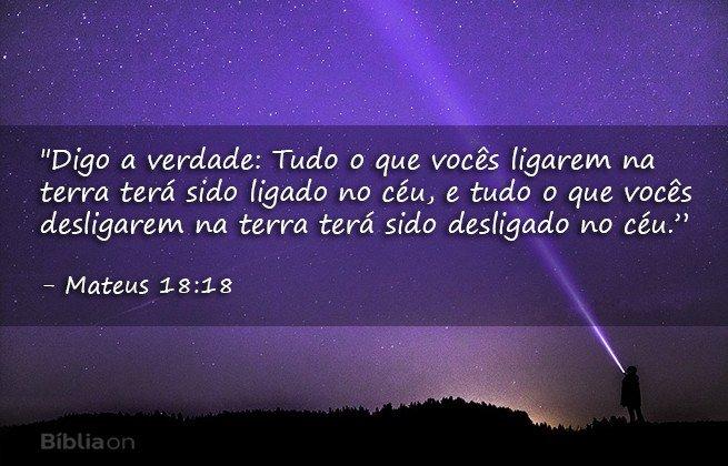 mateus 18:18
