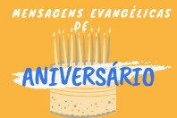 Mensagens de aniversário evangélicas