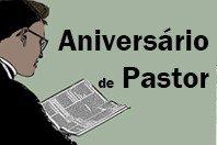 Mensagens de aniversário para pastor
