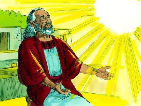 A arca de Noé e o Dilúvio - Noé amava a Deus
