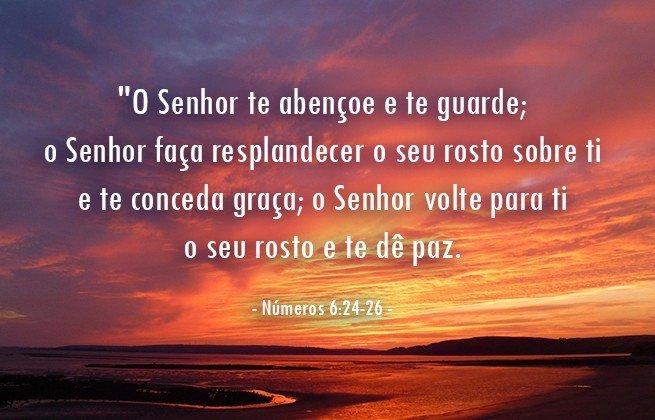 Números 6:24
