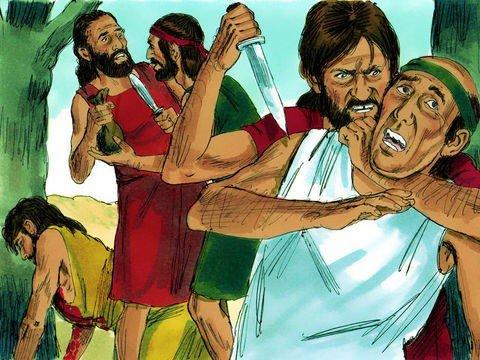 A arca de Noé e o Dilúvio - a violência dos homens