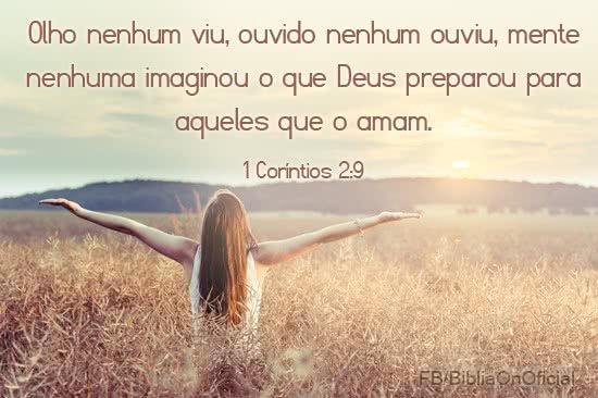 Deus tem coisas maravilhosas preparadas para você