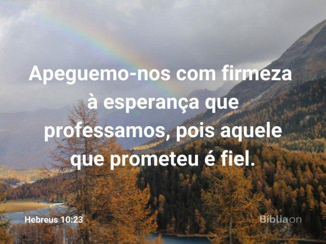 Versículo de promessas