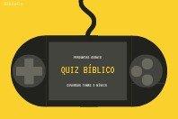 Quiz Bíblico Geral: 30 perguntas bíblicas de diversos temas e níveis
