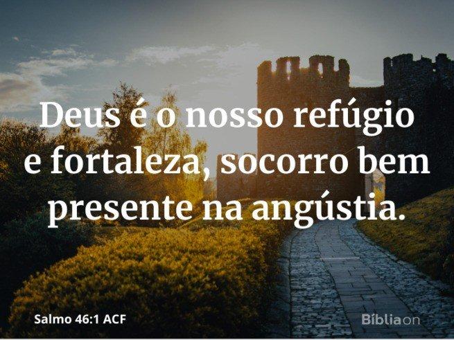 Salmo 46:1 ACF