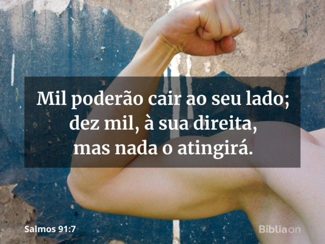 Salmo 91:7
