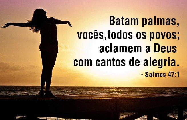 Salmos 47:1