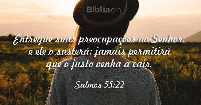 Versículo para o dia a dia