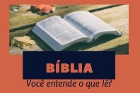 Bíblia: você entende o que lê?